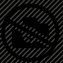 image, no icon