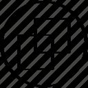 abstract, copy, creative, paste icon