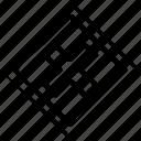 cross, cube, delete icon