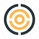 abstract, circles, copy, figure, lines, mark icon