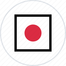 abstract, center, creative, dot, eye icon