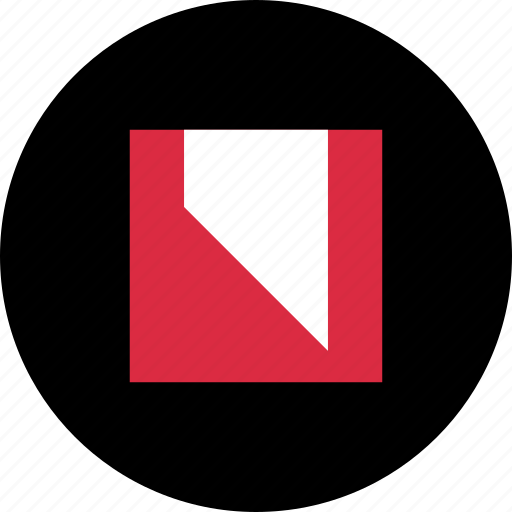 abstract, bookmark, creative, design icon