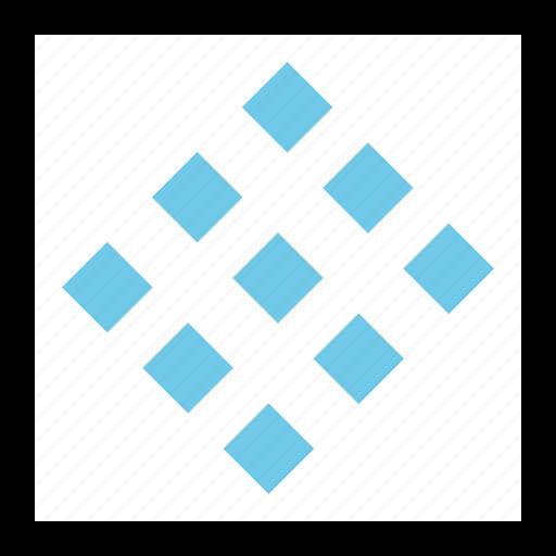 abstract, create, creative, design icon