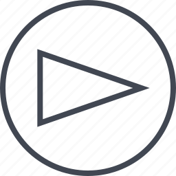 abstract, cone, design, go, next icon