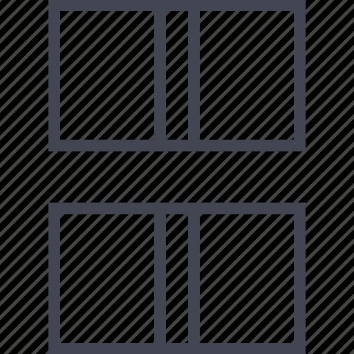 abstract, blocks, copy, creative, paste icon