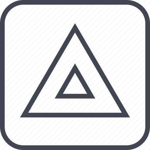 abstract, arrow, creative, design, point, up icon