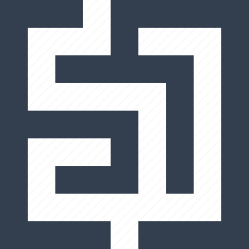 abstract, brain storming, concept, exit, game, labirynth, maze, strategy, symbols, way out icon