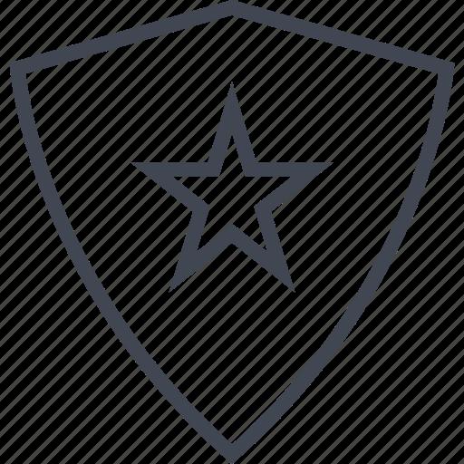 favorite, special, star, triangle icon