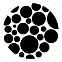 abstract, circle, creative, direction, logo, shape, sign icon
