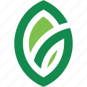 green, ecology, eco, leaf, bio, logo