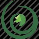 bio, green, leaf, logo, natural, organic, plant icon