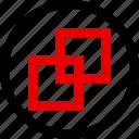 artist, create, design, shape icon