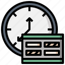 administration, calendar, calendars, organization, schedule, time icon