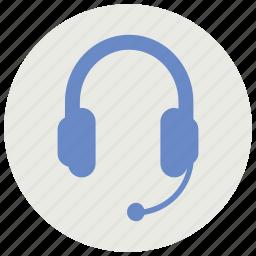 accessories, audio, headphones, music, play, sound icon