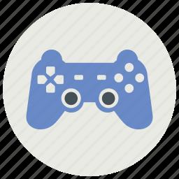 console, controller, game, joystick icon