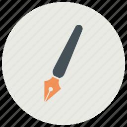pen, pentool, tool icon