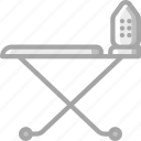 accommodation, board, hotel, ironing, service, service icon, services icon