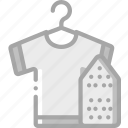 accommodation, hotel, ironing, service, service icon, services icon