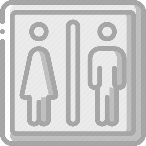 accommodation, hotel, service, service icon, services, toilets icon