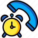 hotel, up, service icon, call, services, wake, accommodation