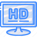 accommodation, hd, hotel, service, service icon, services, tv icon