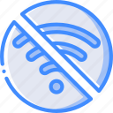 wifi, service, no, hotel, service icon, services, accommodation