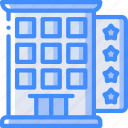 accommodation, hotel, service, service icon, services icon