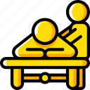 accommodation, hotel, massage, service, service icon, services icon