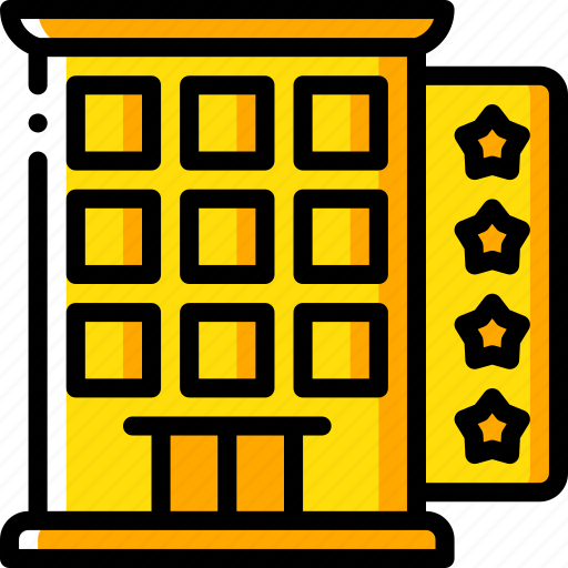 accommodation, hotel, service, service icon, services icon