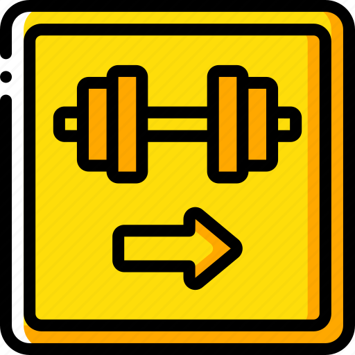accommodation, gym, hotel, service, service icon, services icon
