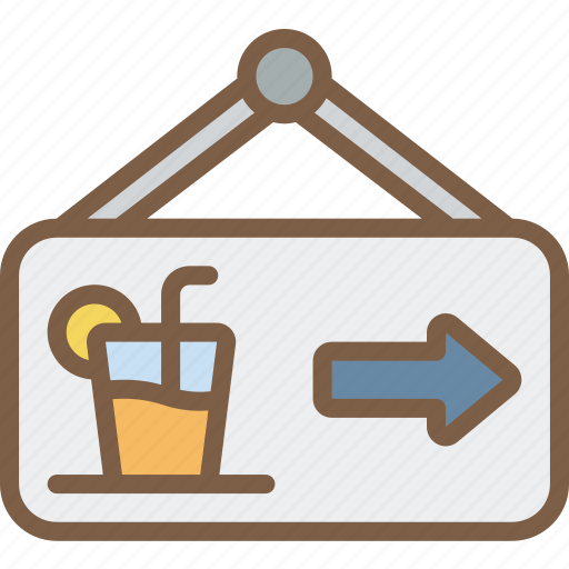 accommodation, bar, hotel, service, service icon, services icon