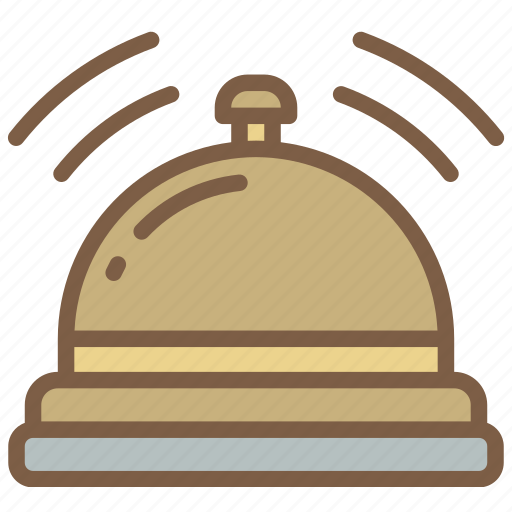Service, bell, hotel, service icon, services, accommodation icon