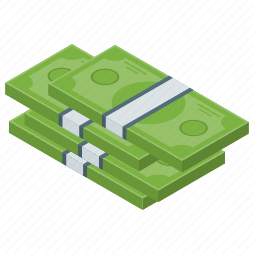 Cash, currency, dollar note, dollar stack, finance, money icon - Download on Iconfinder