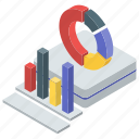 analytics, business monitoring, data analytics, infographic, statistics icon