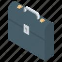 briefcase, business portfolio, finance case, investment, money briefcase
