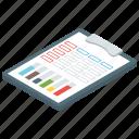 analytics, business monitoring, data analytics, data chart, infographic, statistics icon