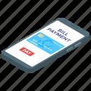 digital transaction, mobile banking, mobile payment, online banking, online payment, online transaction icon