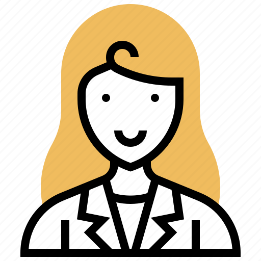Accountant, assistant, auditor, bookkeeper, employee icon - Download on Iconfinder