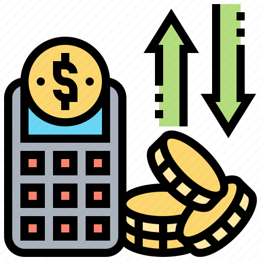 Accounting, balance, calculation, financial, statement icon - Download on Iconfinder