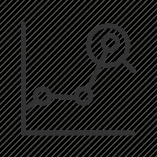 alalyse, analytics, data, numbers icon
