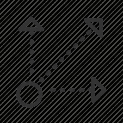 developement, plan, strategy icon