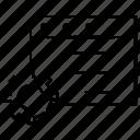 gear, setting, website icon