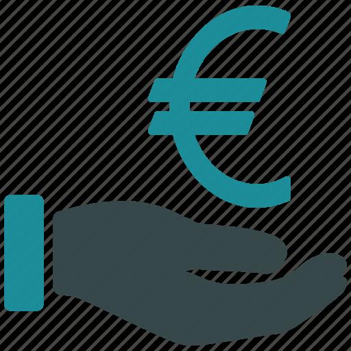 bank, buy, cash, euro, finance, purchase, transfer icon