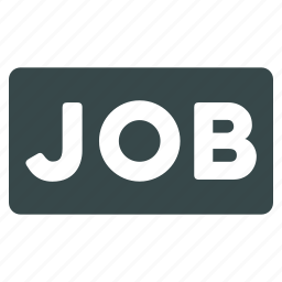 business, employee, job, service, task, vacancy, work icon