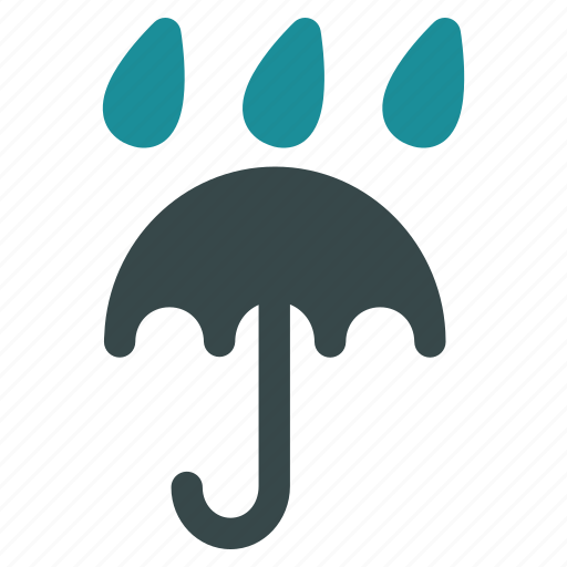 care, insurance, protection, rain, safety, support, umbrella icon
