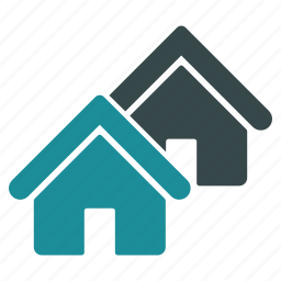 building, business, company, home, house, property, realty icon