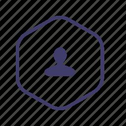 account, login, personal, personally, private, user icon