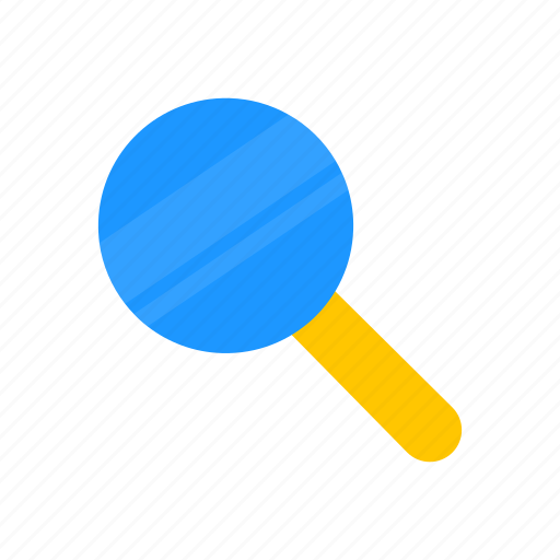 magnifying, magnifying glass, search, zoom icon