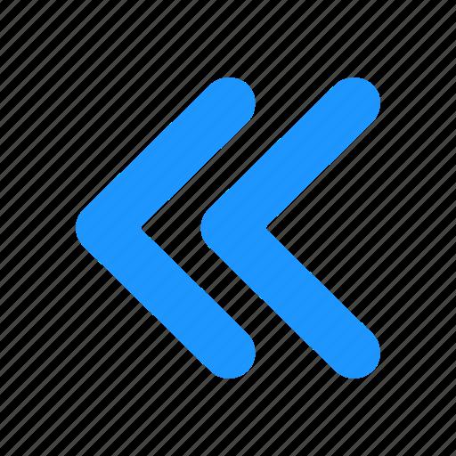 arrow, back button, pointer, preview icon