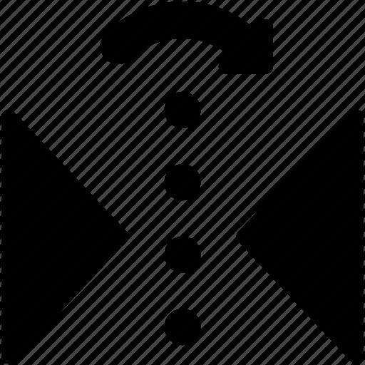 arrow merge, combination, merging, uniting, workflow icon
